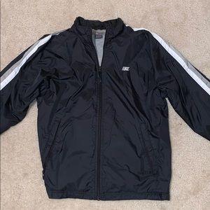 Vintage Black Nike Jacket